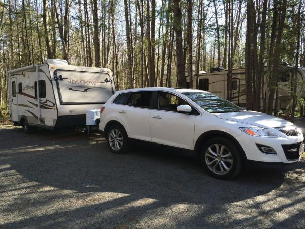 Gas Mileage Towing the X17Z - 10 MPG - Jayco RV Owners Forum