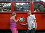 "Taking a RED BUS - GEAR JAMMER - tour on ""Going to the Sun Road"" is must for any visitor.  The tour guides are very knowledgeable and entertaining. ..."