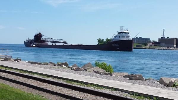 St. Clair River,Port Huron MI