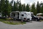 Yellowstone Fishing Bridge RV park 3