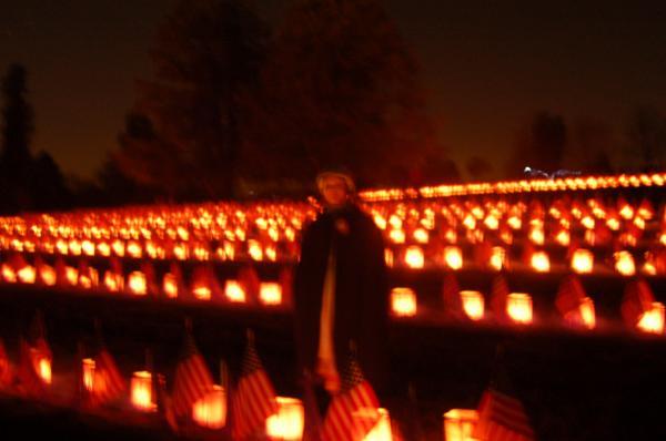 Rememerance Day, Gettysburg PA, 2011