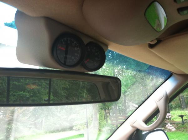 OVER HEAD GAUGES