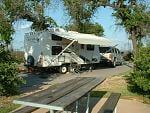 Maiden Voyage   Bastrop State Park - My lil' rig!