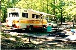Virginia State Park Camping Pictures