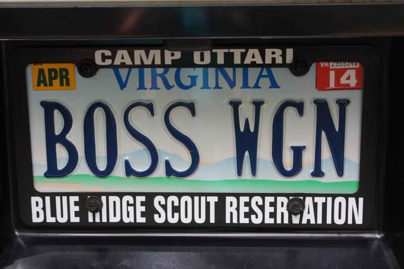 Boss Wagon's user name comes from this. Back in the 60's Car And Driver Magazine did a feature on a 66 Plymouth Fury Wagon, they dubbed the Boss Wagon. They continued on the theme over the years with various makes.