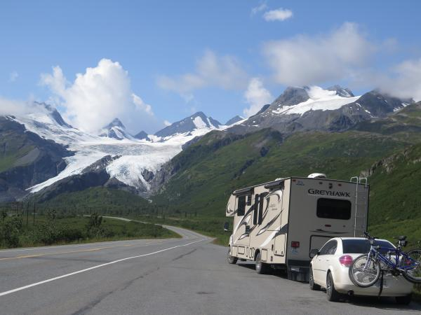 58 Hwy to Valdez, Alaska