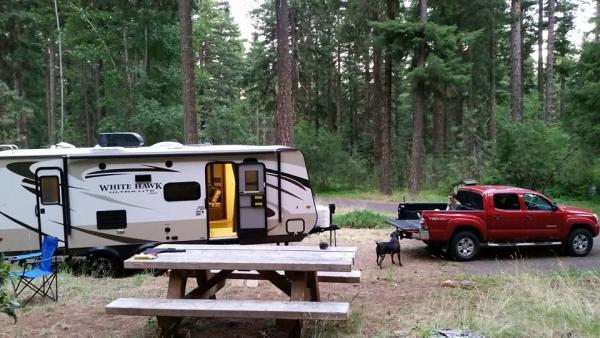 Maupin, Oregon