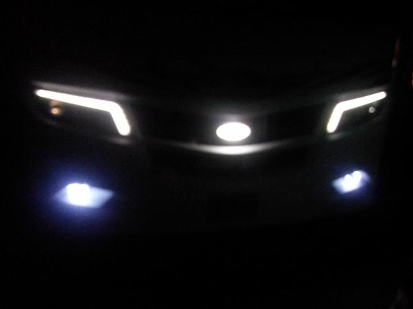 2017 35s trim lights