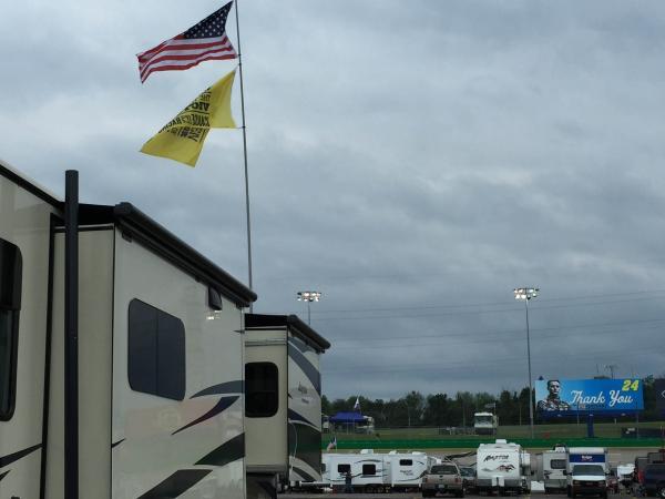 Kentucky Speedway July 2015