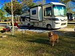 St. Augustine Stagecoach RV Park Feb 2015