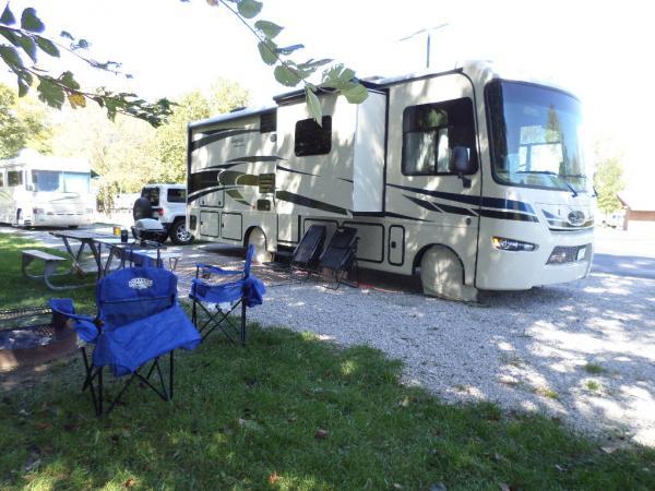 10/2014.Smiths Fork CG, Smithville Lake, MO