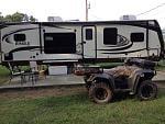Swamp Eagle at deer camp 9-14