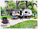 My Jayco In Water Color