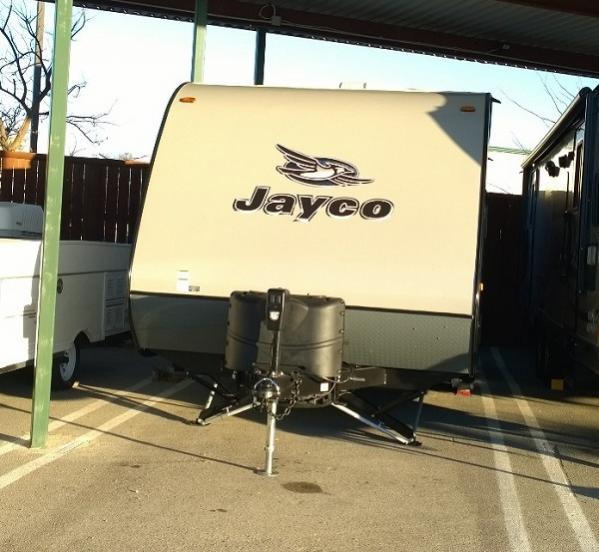 Little Jay in storage