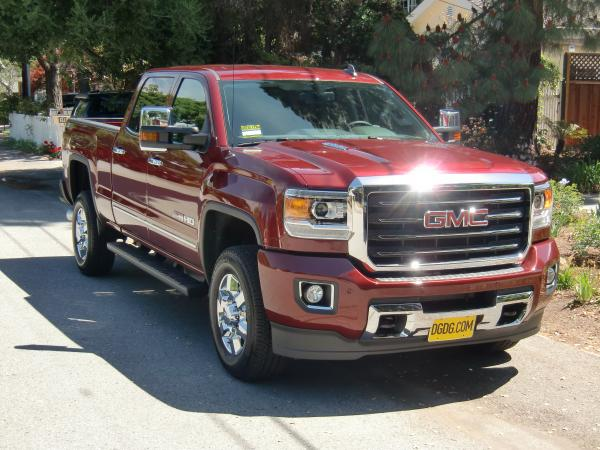 2015 GMC 2500HD Duramax