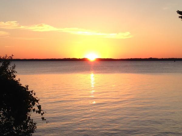 Carlyle Lake, IL Sunset