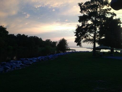 Coles Creek, Carlyle Lake, IL