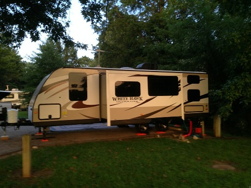 Coles Creek Campground, Carlyle, IL