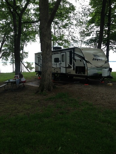 Hazlet State Park, Carlyle Lake, IL