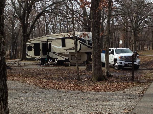 Let the camping season begin
