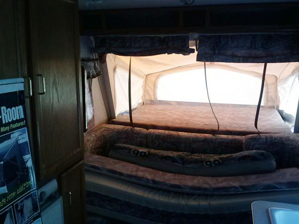 First look inside