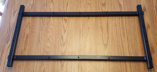 3 Fabricated mounting bracket