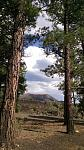 """We think it's really pretty country; and yes, that's Sunset Crater in the background. We didn't take the """"ruins loop"""" this time, but there are some..."""