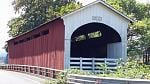 Covered bridge tour in Cottage Grove, or