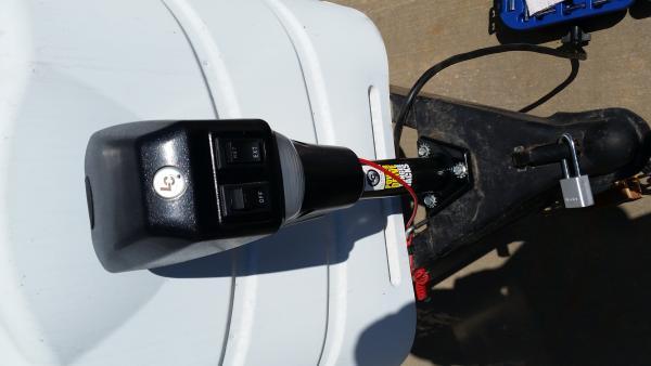 New LCI electric jack