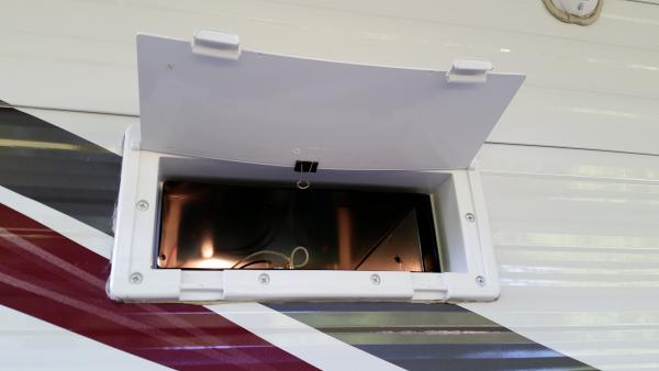 Got tired of the vent door not staying open. Small clip worked great.