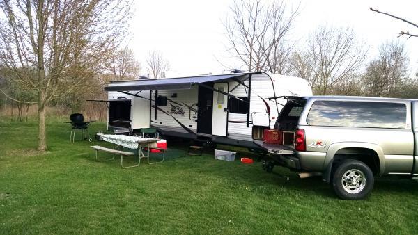 Jubilee Camping Trip 2015