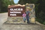 Glacier NP Entrance
