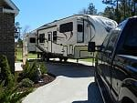 Our new 2015 Jayco Eagle 339FLQS