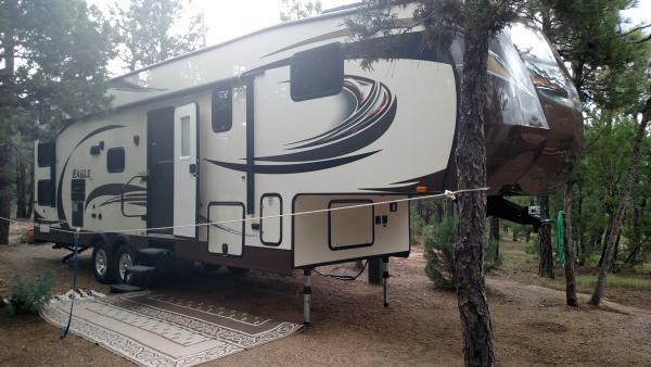 Manzano State Park NM 2015