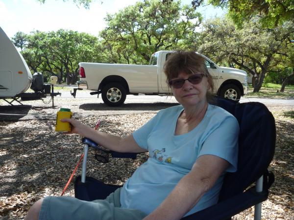 Juli relaxing