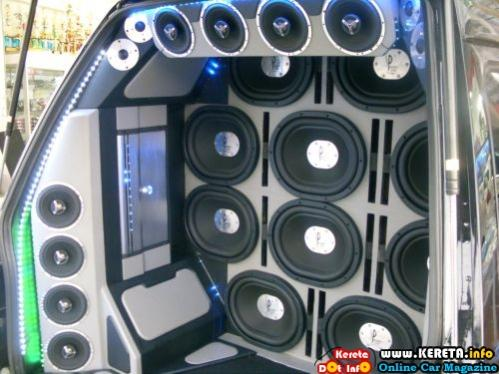 extreme perfect audio system 5