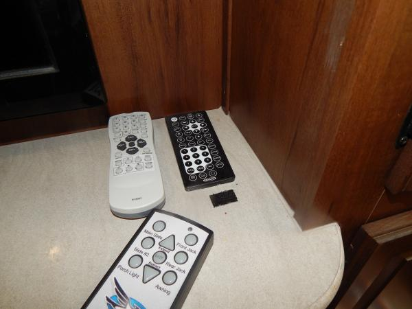 Velcro for remotes