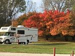 Fall Camping in my Jayco