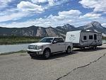 Campin in Alberta