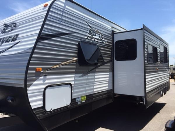 RV Drivers Side View