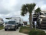 Pensacola Beach on Gulf Island National Seashore