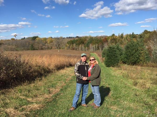 Governor Dodge State Park - WI October 2015