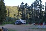 P1010304 Camped at Bolder Creek rv park near Hall, Mt on the way to Yellowstone  Park