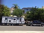 The Start of Our Jayco Journey