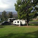 Shakedown trip complete at East Shore RV Park in San Dimas, CA. Great campground!
