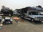 Pismo Beach RV Park August 25, 2016