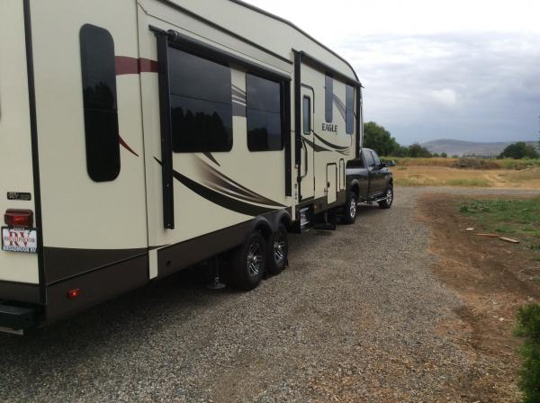 Maden Voyage with New Ram 3500 6.7 with  Aisan trans