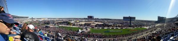 Texas Motor Speedway panaroma nascar 2015