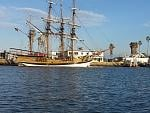 Oxnard, Ca. big sailing ships