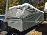 ADCO cover appears durable, we'll see how it looks after a NY winter!